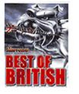 Best of British Poster