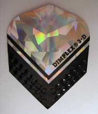 3D schwarz