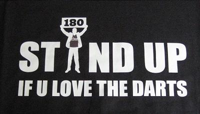 Stand up ...   schwarz