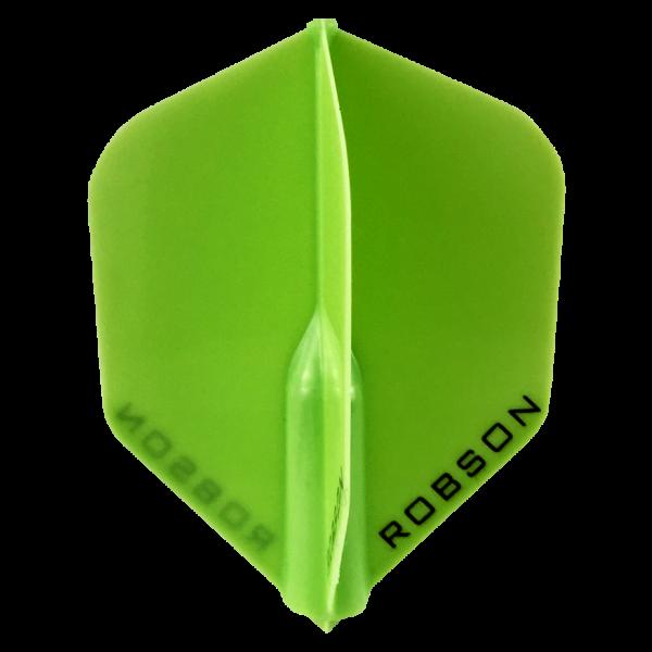 Robson green shape
