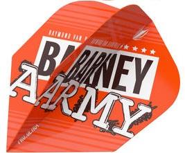 Barney Army orange