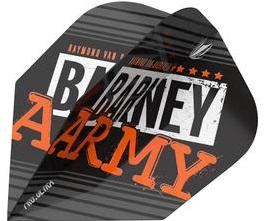 Barney Army black